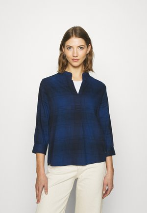 ESSENTIAL BLOUSE - Blouse - washed blue