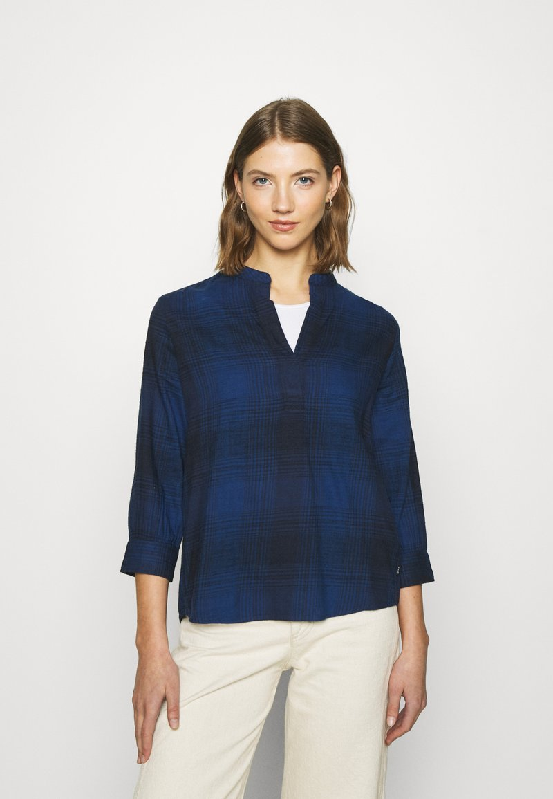 Lee - ESSENTIAL BLOUSE - Blouse - washed blue
