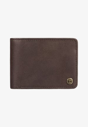 Wallet - chocolate brown
