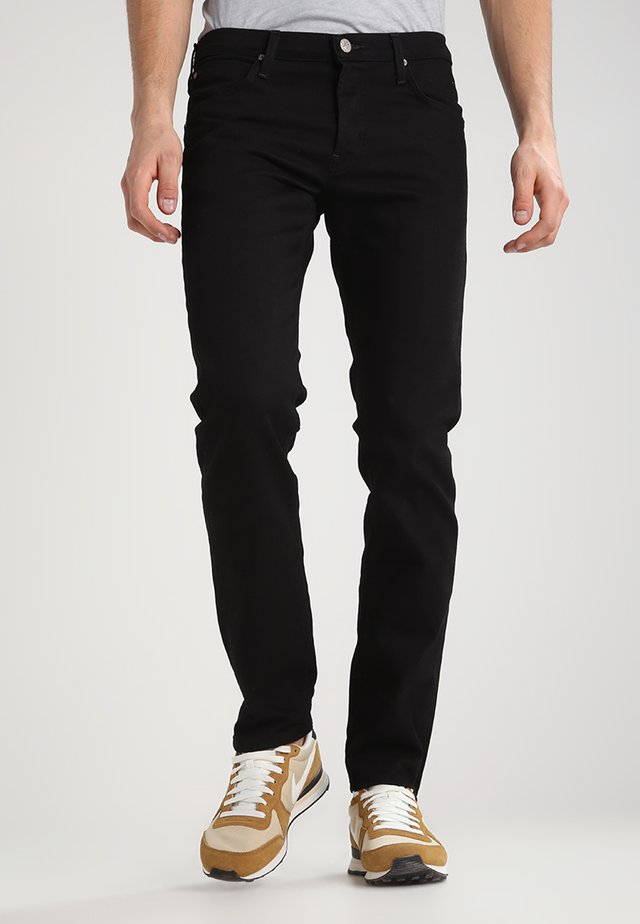 DAREN - Straight leg jeans - clean black