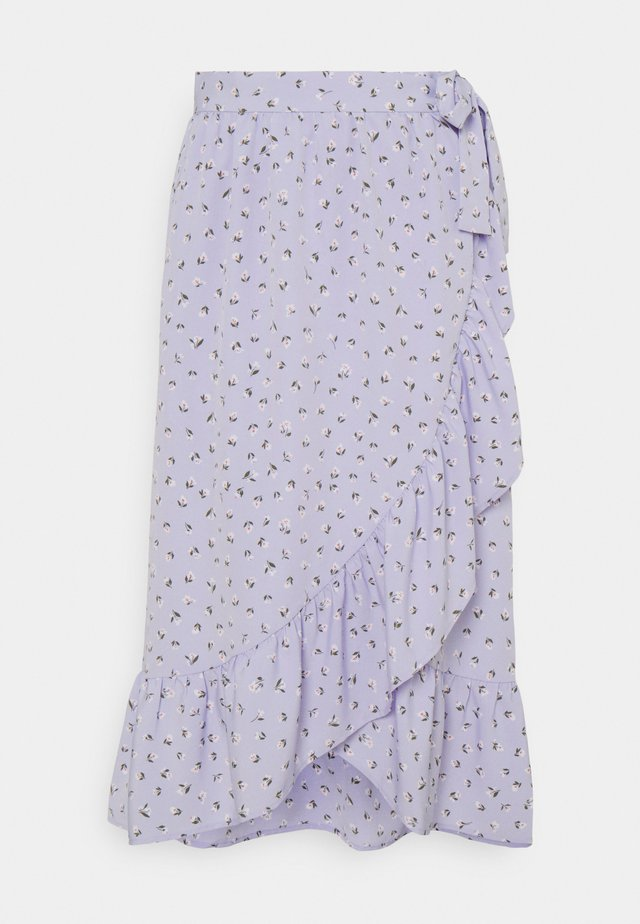 MARY LOU SKIRT - A-linjekjol - lightpurple