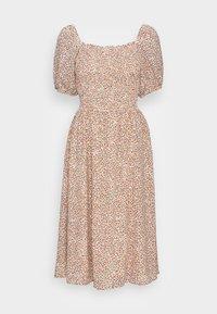 FIANNA  SMOCK DRESS  - Day dress - ecru