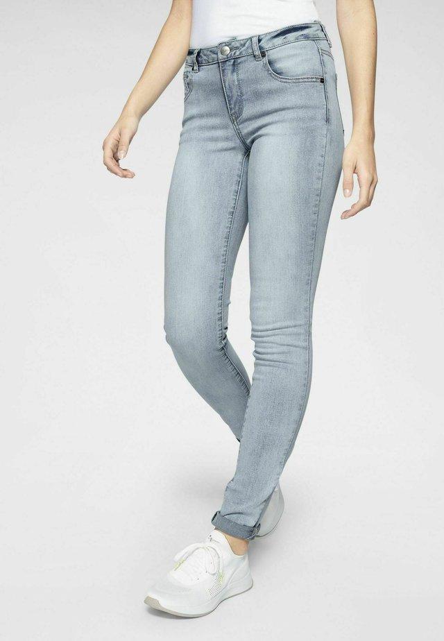 Slim fit jeans - blue bleache