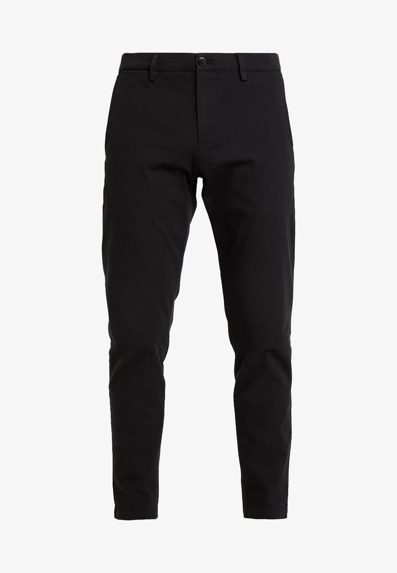 DOCKERS SMART FLEX TAPERED - Stoffhose - navy/dunkelblau Kxk76O