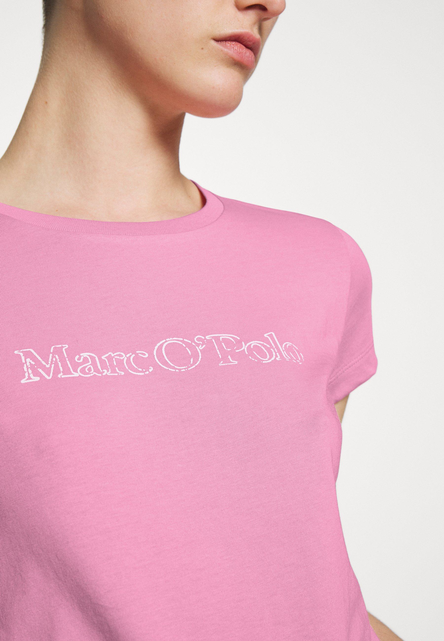Gammelrosa Marco Polo Polos Short Sleeve T skjorte | Marc O