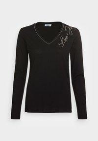 Liu Jo Jeans - MODA - Long sleeved top - nero - 3