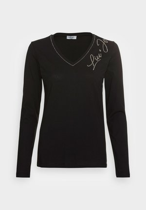 MODA - Long sleeved top - nero