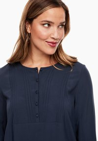 Triangle - Blouse - navy - 5