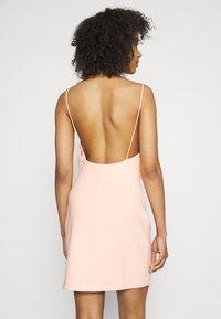 Bec & Bridge - MADDISON BOAT DRESS - Cocktail dress / Party dress - peach - 2