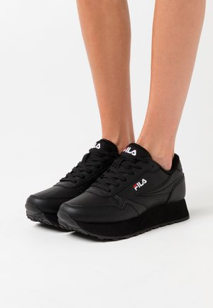 ORBIT ZEPPA - Sneakersy niskie - black