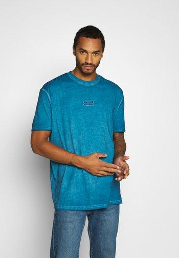 UNISEX - Print T-shirt - light blue