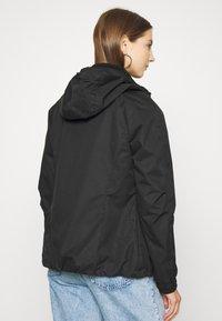 Ragwear - DIZZIE - Lett jakke - black - 2