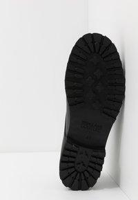 Versace Jeans Couture - Lace-ups - black - 4