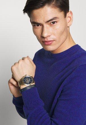SET - Zegarek chronograficzny - gold-coloured