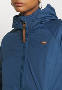 Ragwear - DIZZIE - Summer jacket - denim blue - 5
