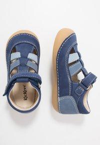Kickers - SUSHY - Dětské boty - bleu - 0