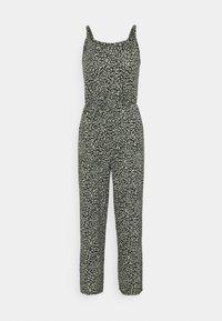 JDYALINA STRAP - Jumpsuit - black/kalamata