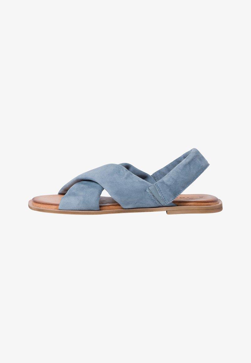 Tamaris - Sandals - blue