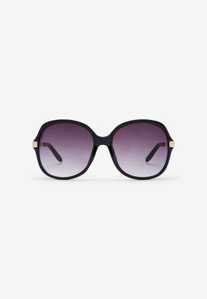 OVERSIZED  - Sunglasses - black