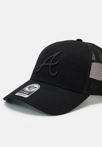 '47 - MLB ATLANTA BRAVES BRANSON '47 UNISEX - Keps - black - 3