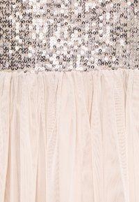 Vero Moda - VMMADDIE SHORT DRESS - Vestido de cóctel - off white - 4