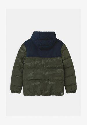 Winter jacket - khaki/oliv