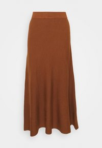 Esprit Collection - A-line skirt - toffee - 0