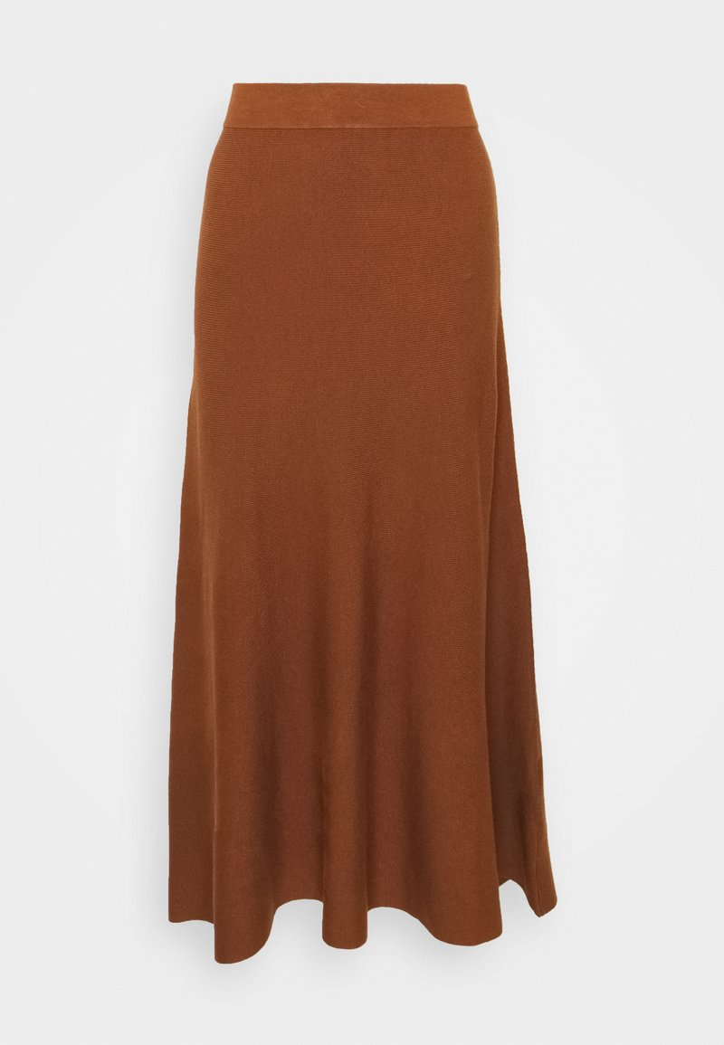 Esprit Collection - A-line skirt - toffee