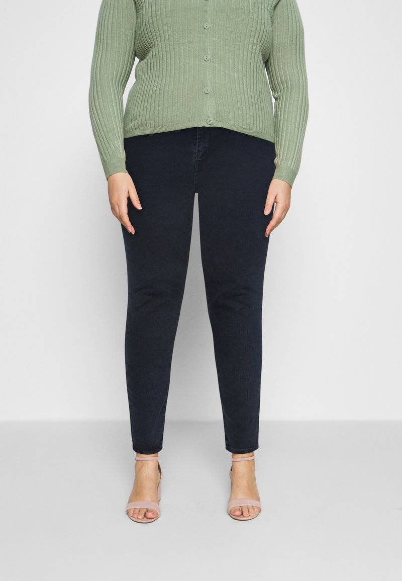 Levi's® Plus - MILE HIGH - Jeans Skinny Fit - bruised heart