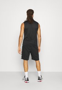 Reebok - TAPE SHORT - Sports shorts - black - 2