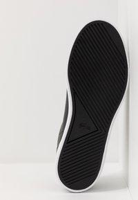 Lacoste - LEROND - Tenisky - black/white - 4
