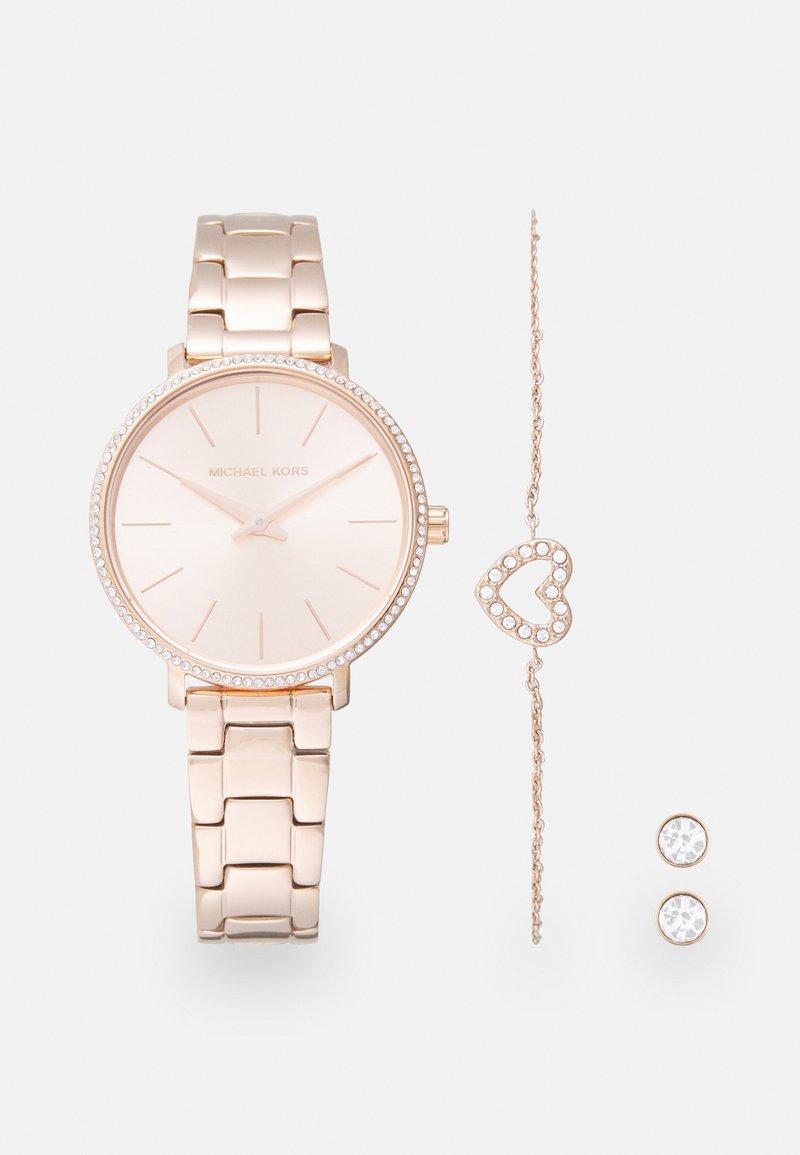 Michael Kors - SET - Watch - rose gold-coloured