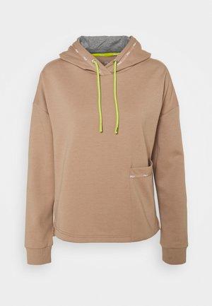 HOODY ISA - Sweatshirt - stucco