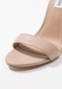 Steve Madden - CARRSON - High heeled sandals - blush - 2