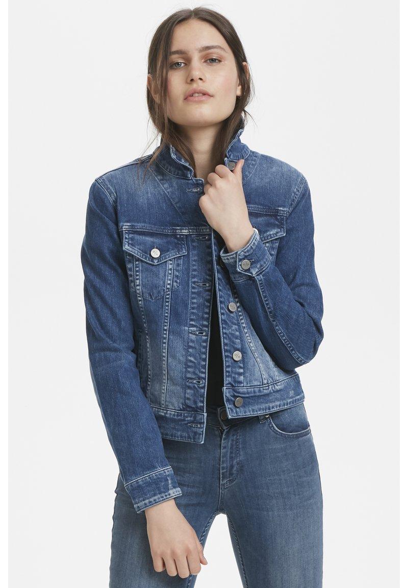 Denim Hunter - Denim jacket - blue denim