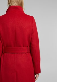 Esprit Collection - Classic coat - dark red - 4