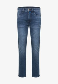 Pierre Cardin - LYON - Jeans Tapered Fit - mid blue - 5