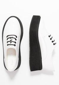 Koi Footwear - VEGAN  - Lace-ups - white - 3