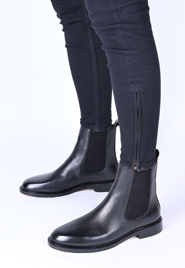 DAVINA - Ankle boots - schwarz
