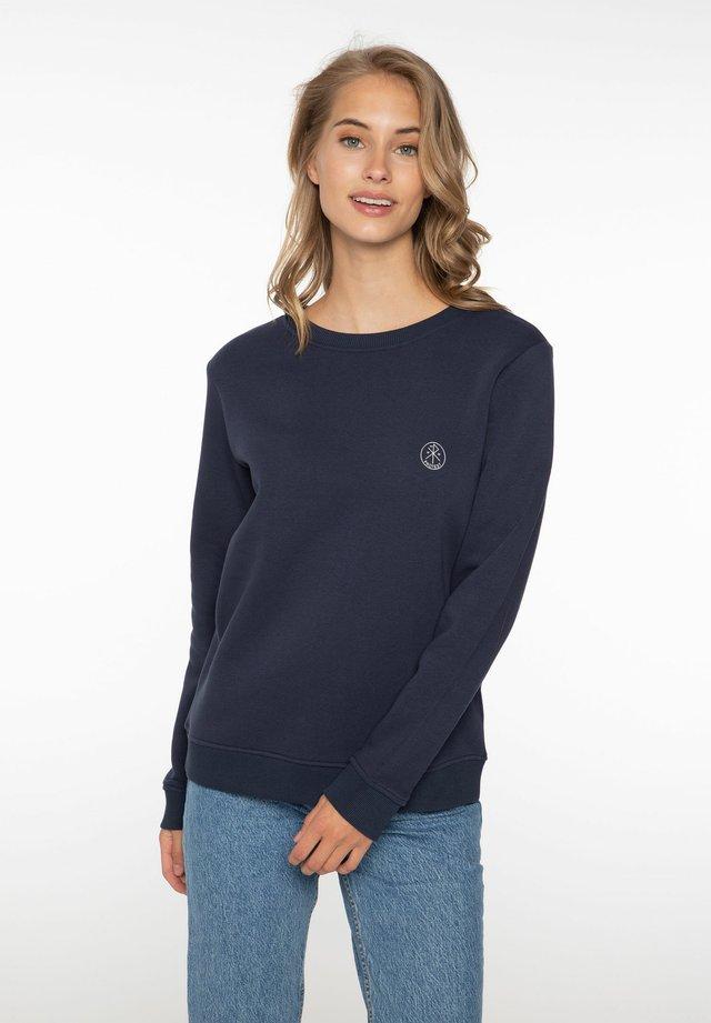 TATIANA - Sweater - ground blue