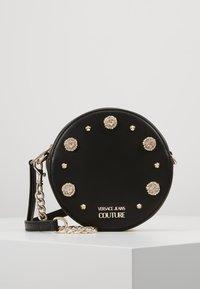 Versace Jeans Couture - Borsa a tracolla - black - 0