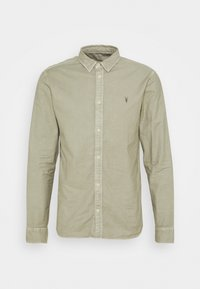 AllSaints - HUNGTINGDON SHIRT - Shirt - jasper green - 4
