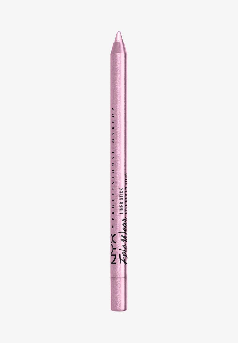 Nyx Professional Makeup - EPIC WEAR LINER STICKS - Eyeliner - 15 frosted lilac