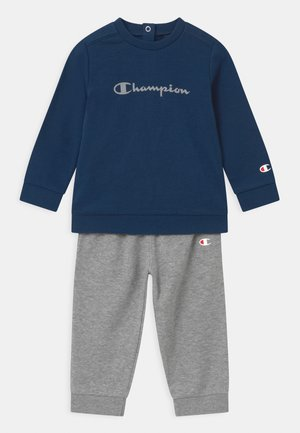 AMERICAN CLASSICS CREWNECK SET UNISEX - Survêtement - dark blue
