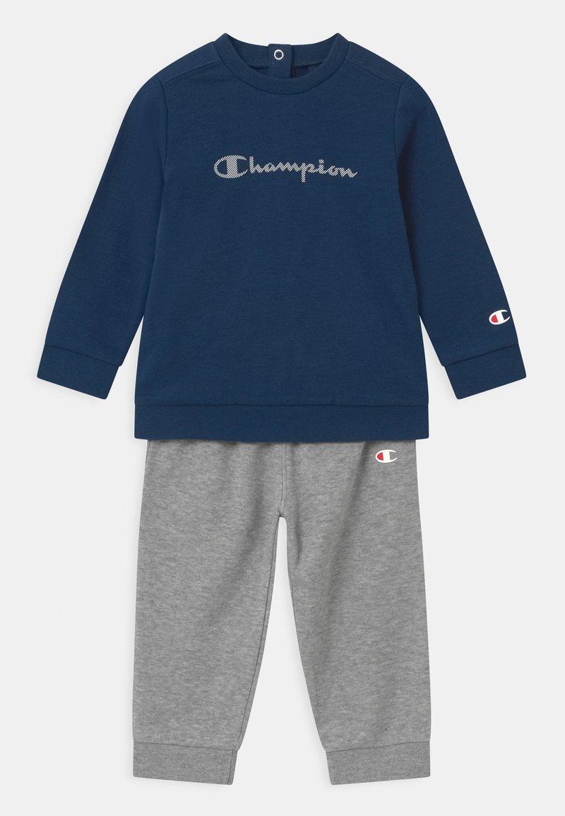 Champion - AMERICAN CLASSICS CREWNECK SET UNISEX - Tuta - dark blue