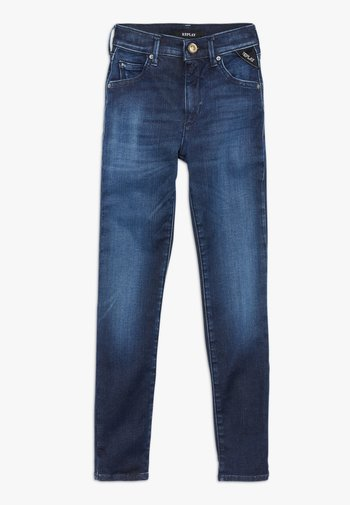 HYPERFLEX CLOUD - Jeans Skinny Fit - blue denim