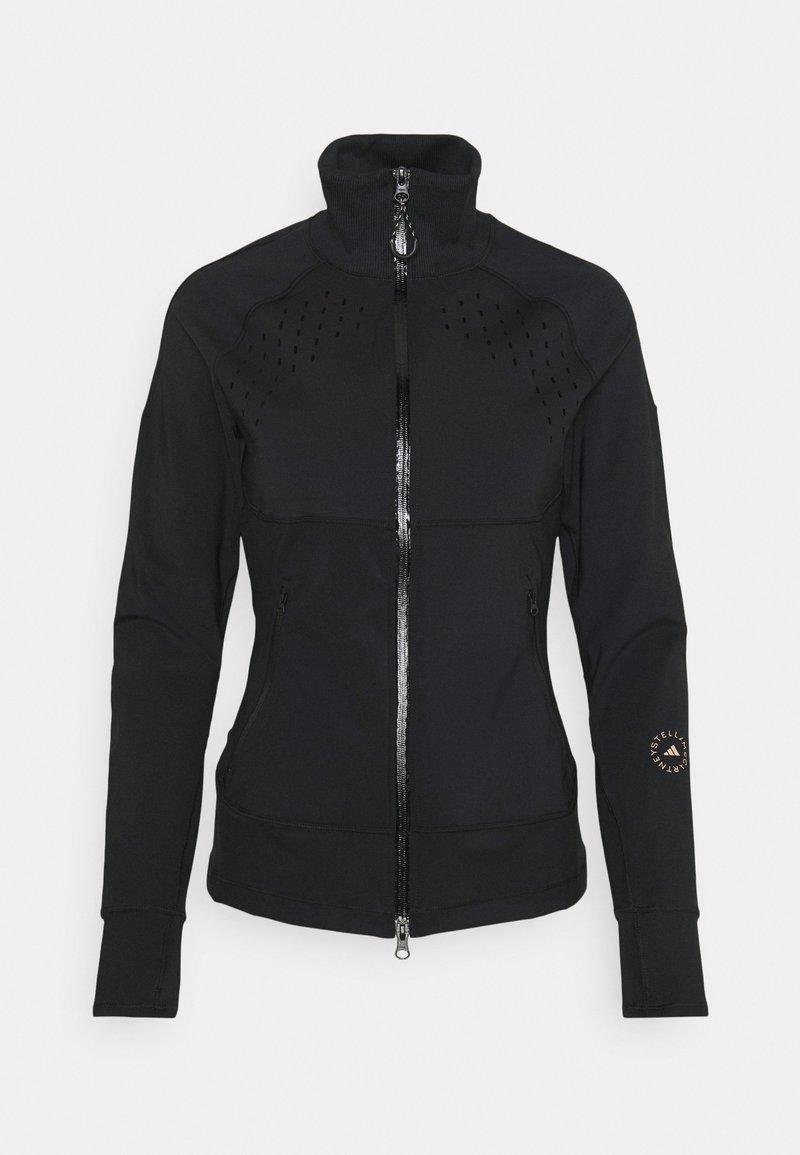 adidas by Stella McCartney - TRUEPUR  - Giacca sportiva - black