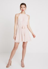 Abercrombie & Fitch - DRESS - Cocktail dress / Party dress - pink - 0