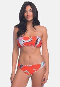 Trina Turk - Bikini bottoms - flame - 1