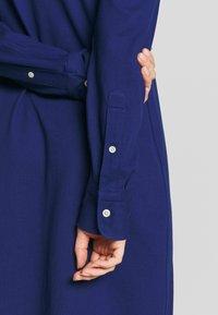 Polo Ralph Lauren - OXFORD - Shirt dress - holiday navy - 7